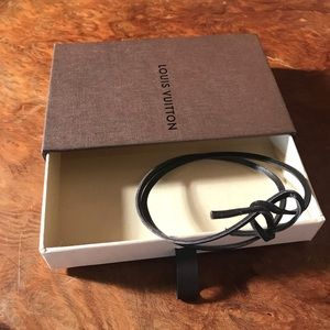 Louis Vuitton Small Box Tie And Receipt Envelope